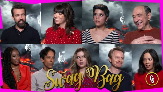 CS Swag Bag: Rob McElhenney & the Mythic Quest Cast!