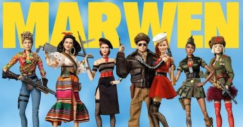 Welcome to Marwen Trailer 2 Enters One Man's Magical