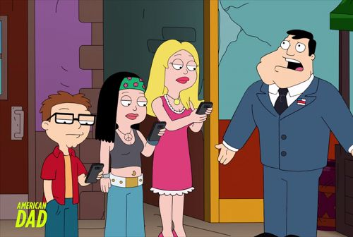 American Dad! Returning With New Season For 15th Anniversary