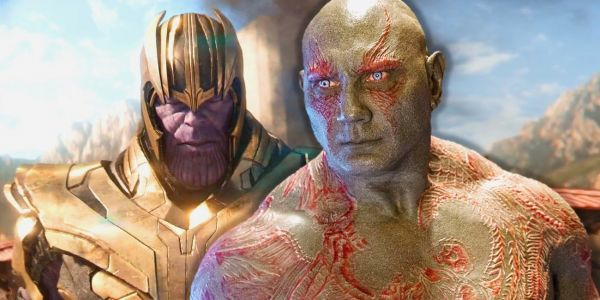 Thanos & Drax Had One-On-One Fight in Avengers: Infinity War Concept Art