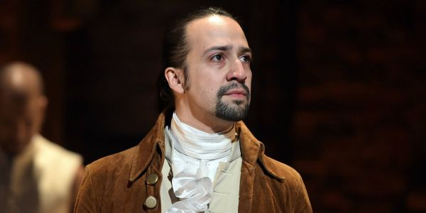Lin-Manuel Miranda WILL Get To Rap In Mary Poppins Returns