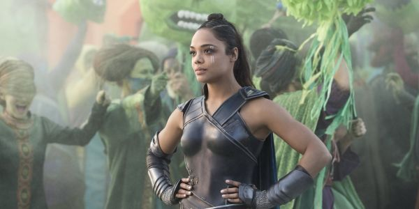 Disney's Lady and the Tramp Casts Tessa Thompson In Lead Role