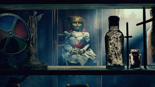 First Look Annabelle Comes Home Photo Revealed by James Wan