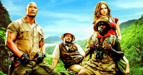 'Jumanji' Stays No. 1 With $34 Million While 'The Post' Hits $22 Million at MLK Box Office