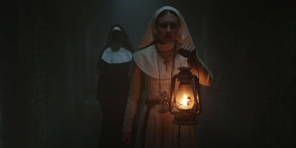 AQUAMAN Director James Wan Filmed Additional Photography For THE NUN
