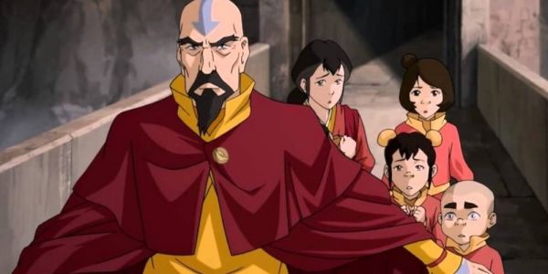 Avatar: 10 Things You Should Know About Tenzin In The Legend of Korra