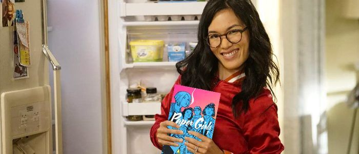 Amazon's 'Paper Girls' Series Adds 'Always Be My Maybe' Actress Ali Wong in a Lead Role