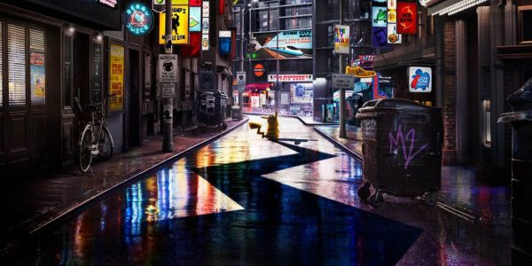 Detective Pikachu Trailer: Ryan Reynolds is a Crime-Solving Pokémon