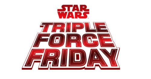 Star Wars 9 Triple Force Friday Toys & Merch Event Announced