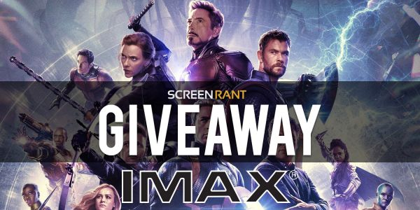 GIVEAWAY: Win A Pair of Avengers: Endgame IMAX Tickets For Opening Weekend!