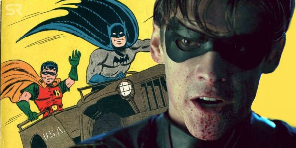 Titans Trailer: Don't Believe Robin is a Killer
