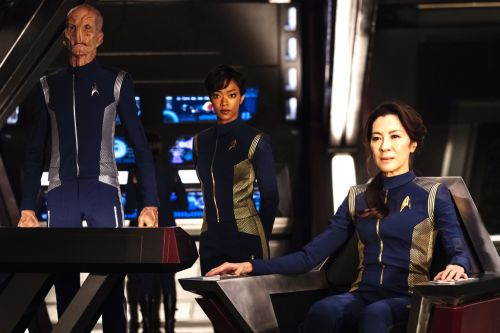 Love 'Star Trek'? Up To Four New Shows Might Be Coming To CBS