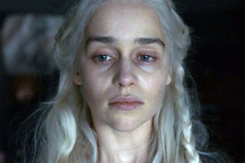 'Game of Thrones' Star Emilia Clarke Opens Up About Daenerys's Downfall and Almost Dying on Set