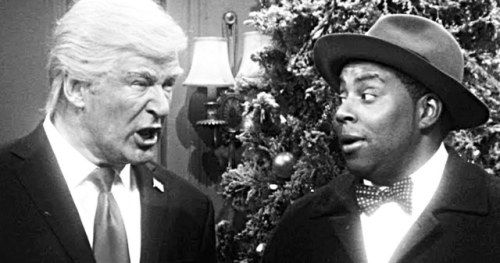 SNL's Star-Studded It's a Wonderful Life Spoof