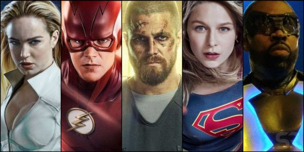 The Arrowverse Shows In 2018, Ranked Worst To Best