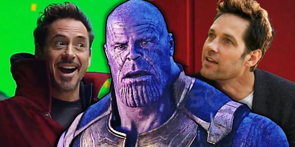Avengers 4 Theory: Tony & Scott Try To Stop Thanos With BARF, Not Time Travel