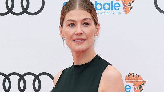 Rosamund Pike Joins Amazon's Wheel of Time Series Adaptation