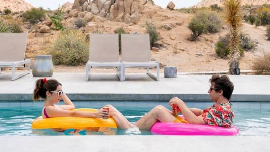 Kick Back With 'Palm Springs,' A Witty Romcom About Fighting Despair