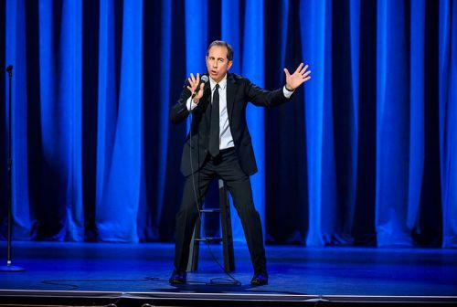 Jerry Seinfeld to Direct and Star in New Netflix Comedy Unfrosted