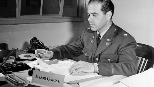 Mr. Capra Goes to War: Frank Capra's World War II Documentaries