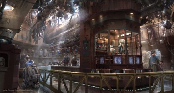The Most Expensive Thing You Can Buy at 'Star Wars: Galaxy's Edge' is $25,000