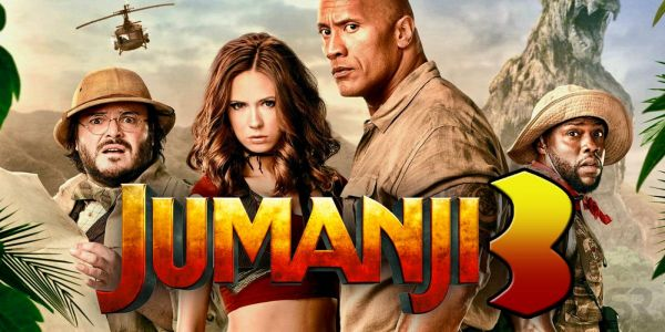 Everything You Need To Know About Jumanji 3