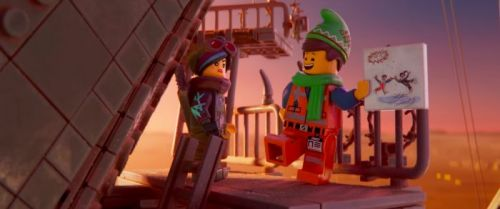 'The LEGO Movie 2' Holiday Short: Even the Apocalypse Deserves a Holiday