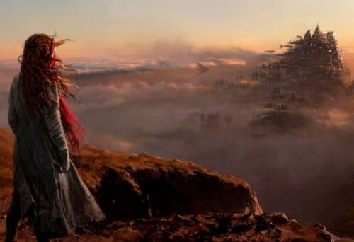 Explore Mortal Engines' Version of London in 360 VR Video