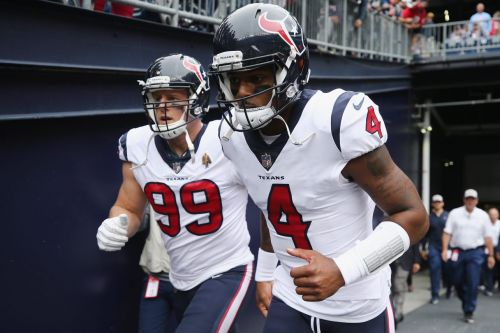 Houston Texans Vs. Tennessee Titans Live Stream: How To Watch NFL Week 2 For Free