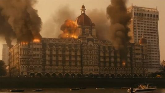 Hotel Mumbai Poster: In November 2008, Terror Struck the Heart of India