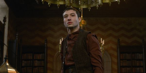Fantastic Beasts 2 Ending: How Ezra Miller Felt About That Huge Reveal