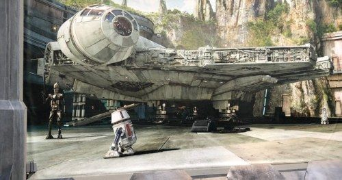 Disneyland Ditches Outside Seating to Make Way for Star Wars: