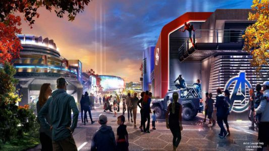 Disney Parks' Marvel Expansion Hits California, Paris, and Hong Kong