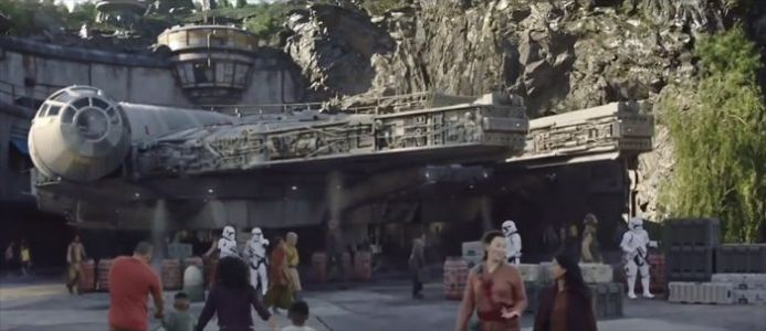 Star Wars: Galaxy's Edge Guide Map Revealed, Original Soarin' Returning to Disneyland