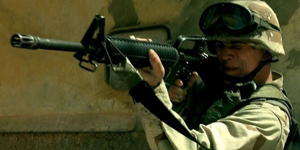 Why didn't the Army Rangers use scoped rifles?