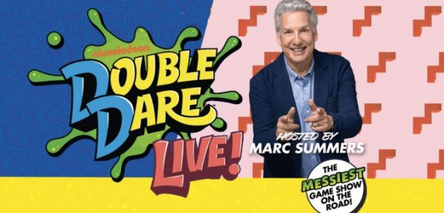 Nickelodeon's 'Double Dare' Announces Live US Tour Starting This Fall