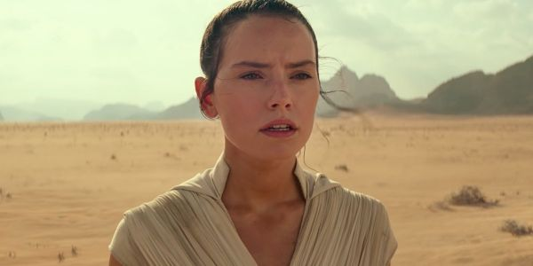 New Star Wars: The Rise Of Skywalker Image Has Rey Looking Like A Total Badass