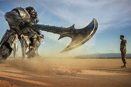 2017's worst movie? 'Transformers: The Last Knight' leads Razzie nominations