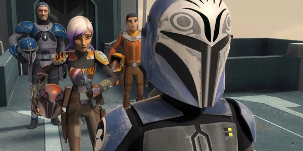 How Star Wars Rebels Season 4 Episode 1 Set Up The Last Season