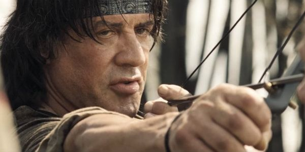 It Looks Like Sylvester Stallone Is Teasing The New Rambo Movie