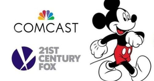 Comcast Lets Disney Win Bidding War for FoxDisney will likely