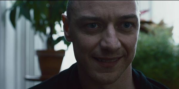 Glass Footage Reveals James McAvoy Back As Kevin, And His Personalities