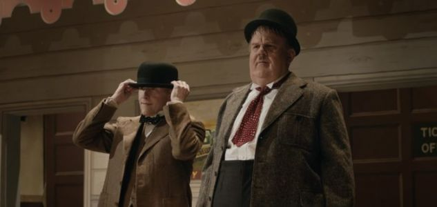 'Stan and Ollie' Star John C. Reilly on Vanishing Under Make-Up and Making Hard Comedy Look Easy
