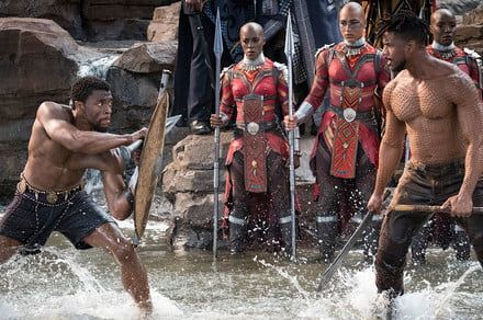 'Roma' and 'The Favourite' lead Oscar nominees as 'Black Panther' makes history