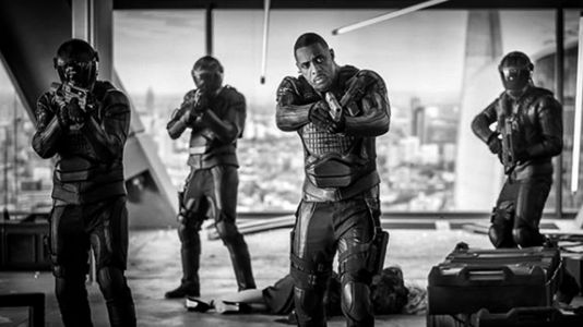 Hobbs & Shaw: The Rock Shares First Look at Idris Elba's Mysterious Villain