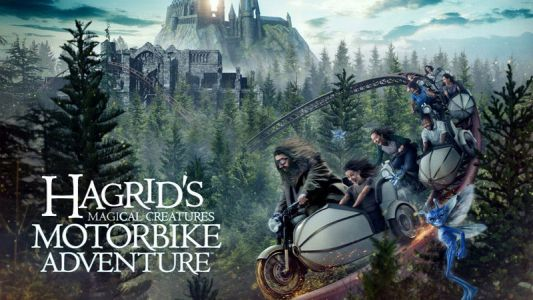 Universal Announces Hagrid's Magical Creatures Motorbike Adventure