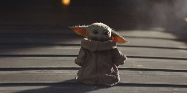 Official Baby Yoda Merchandise On Sale at CCXP | Screen Rant