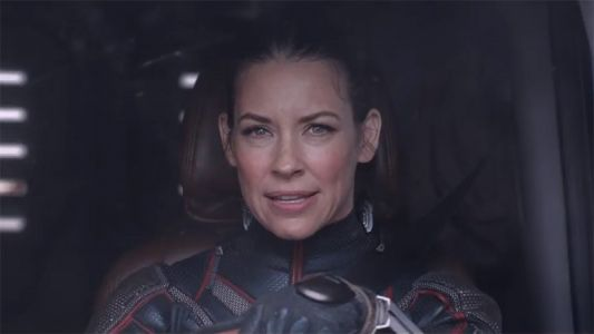 First ANT-MAN AND THE WASP Clip Sees Evangeline Lilly's Hope Van Dyne Taking Out Some Goons