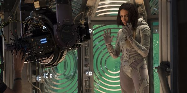 Hannah John-Kamen Did Most Of Her Own Stunts As Ghost