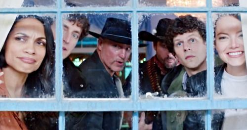 New Zombieland: Double Tap Footage Arrives in Action-Packed Cast
